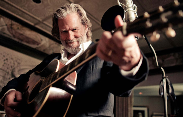 JEFF BRIDGES & THE ABIDERS