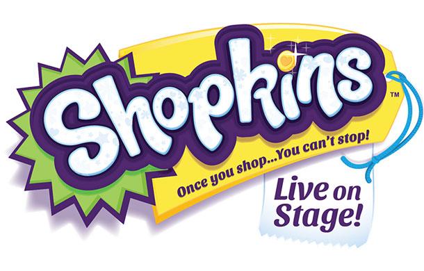 SHOPKINS LIVE ON STAGE!