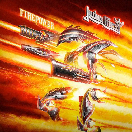 judas Priest apa firepower