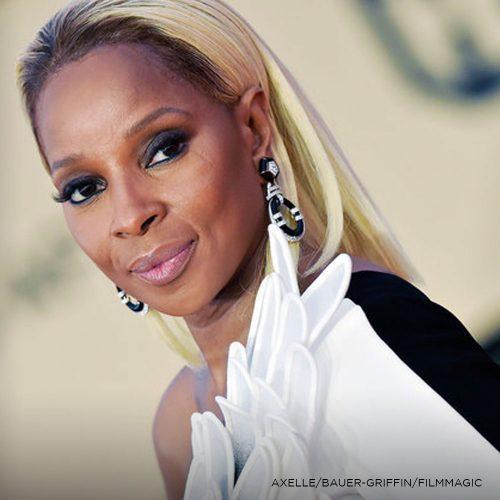 Mary J Blige Billboard APA Agency