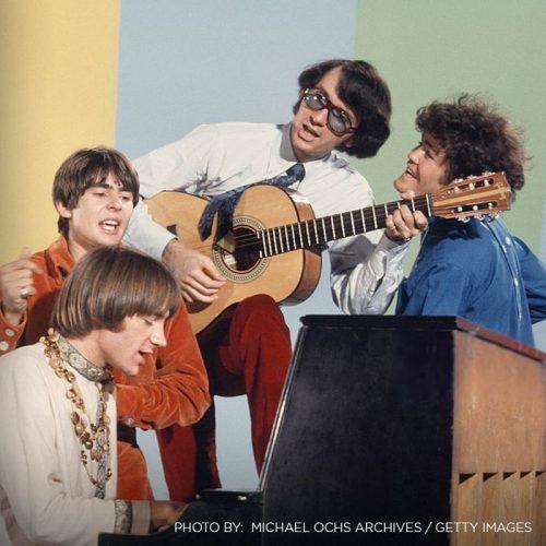 The Monkees Pitchfork APA Agency