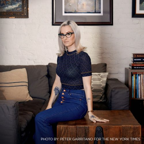 Ingrid Michaelson NY Times APA Agency