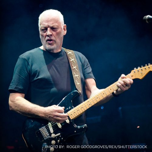 David Gilmour APA Rollingstone Auction