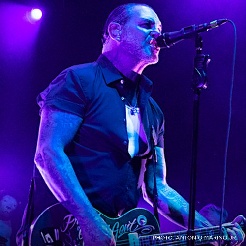 Social Distortion Flogging Molly APA Agency