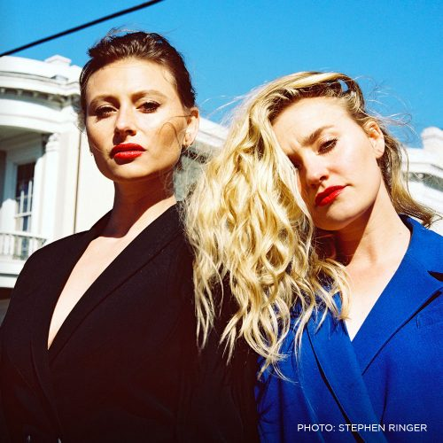 Aly and AJ Rollingstone APA