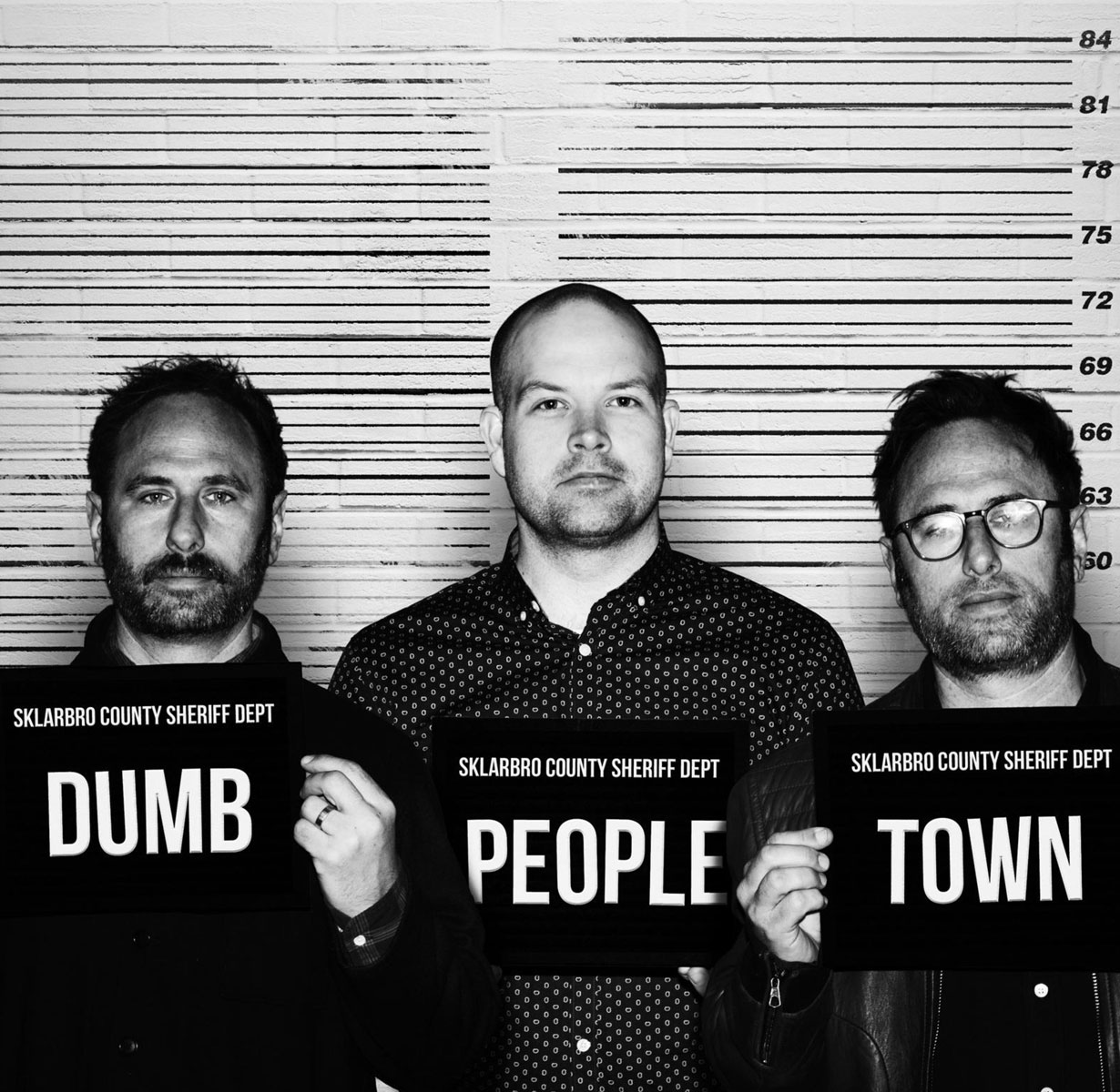 Dumb People Town Podcast APA