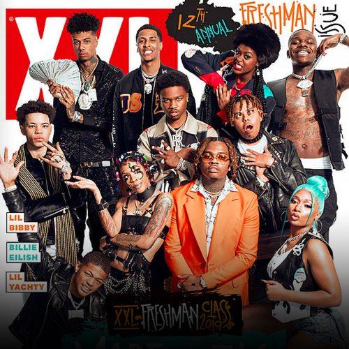 XXL Freshman Class Lil Mosey Comethazine APA Agency Touring