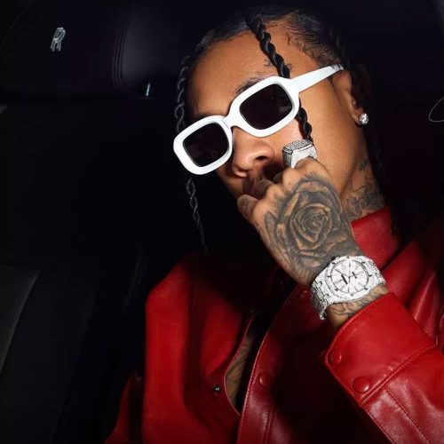 website news: Tyga Releases 'Legendary' Album f/ Lil Wayne, Blueface, Offset, and More APA Agency