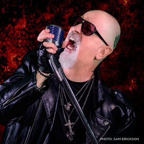 Judas Priest Rollingstone APA Agency